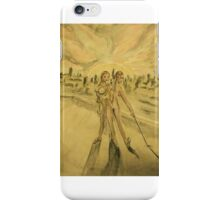 Deadly Duo (women who fight) iPhone Case/Skin