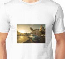 Habana Sunset  Unisex T-Shirt
