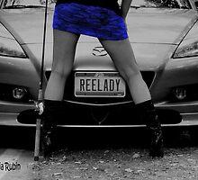 The Reelady by Marcia Rubin