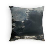 Thunder Head Throw Pillow