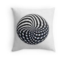 Hypno by Pierre Blanchard Throw Pillow