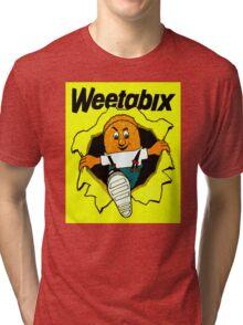 BREAKFAST Tri-blend T-Shirt