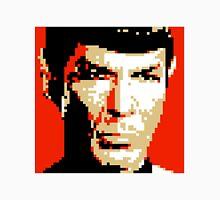 Pixel-ated 8-bit Star Trek Spock T-Shirt
