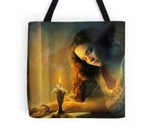 Ghost love story | Cadence of her last breath Tote Bag