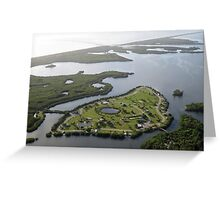 Long Point Campground Greeting Card