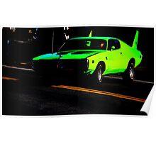 Dodge Charger SE  Poster