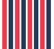 Bowie Stripe pants Photographic Print