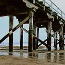 LOW TIDE  by MIGHTY TEMPLE IMAGES