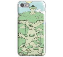 Jaguar Peak iPhone Case/Skin