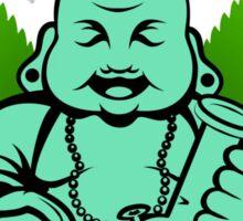 Buddha bong 2 Sticker