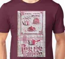 """Exclusive: """" cooking """" / My Creations Artistic Sculpture Relief fact Main 38  (c)(h) by Olao-Olavia / Okaio Créations Unisex T-Shirt"""
