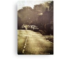 The Street Canvas Print