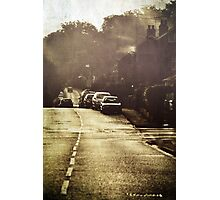 The Street Photographic Print