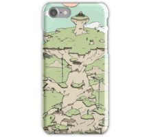 Jaguar Peak Alt iPhone Case/Skin
