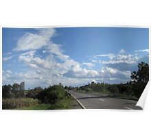Under Clouds Poster