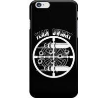 Haven Team Dwight Bullet Magnet White Logo iPhone Case/Skin