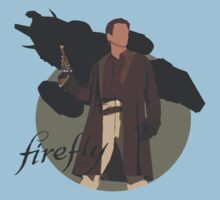 "Firefly ""Malcolm Reynolds"" One Piece - Short Sleeve"