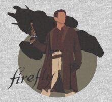 "Firefly ""Malcolm Reynolds"" Kids Tee"