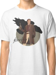 "Firefly ""Malcolm Reynolds"" Classic T-Shirt"