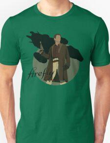 "Firefly ""Malcolm Reynolds"" Unisex T-Shirt"