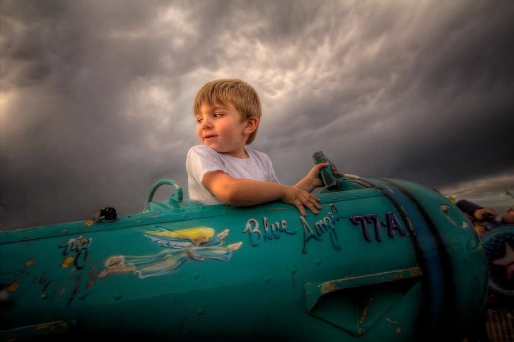 Toddler Top Gun by Bob Larson