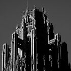 Tribune Tower, Chicago, Illinois by Crystal Clyburn