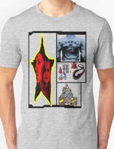 comic of tron T-Shirt