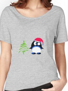 Winter. Women's Relaxed Fit T-Shirt