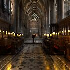 Cathedral Panoramic by Adrian Evans