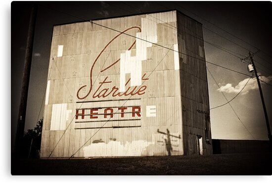Starlite Theatre Revisited by Trish Mistric
