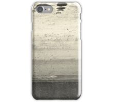 Looking for a title.....beach, light and figure. iPhone Case/Skin
