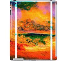 sunset & seascape iPad Case/Skin