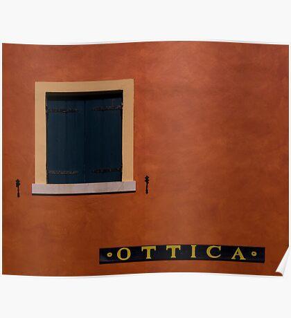 OTTICA Poster