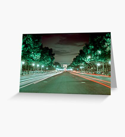 """The Champs-Élysées 1970. My first visit  """" Free Europe """"  -  Brown Sugar Story. Favorites: 2 Views: 555 . Thx!  Toda raba !  dziękuje ! Featured…in group : Days Gone by Good goin""""! . 4 october 2010 . Greeting Card"""