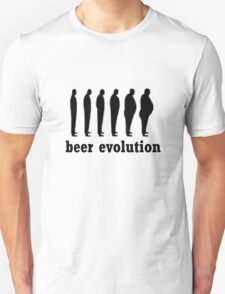 beer evolution T-Shirt