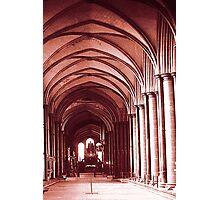 Side Chapel, Salisbury Cathedral, Salisbury UK Photographic Print