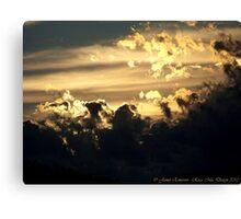 Celestial Dance Canvas Print