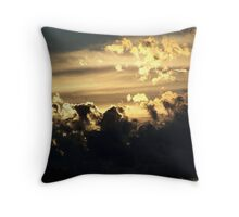 Celestial Dance Throw Pillow
