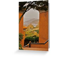 Costa Paradiso - frame landscape . Sardinia. Italy. Brown Sugar 2003. Favorites: 5 Views: 532 . thx ! F E A T U R E D . in  Going Coastal .  10/3/10 . Thx! Greeting Card