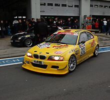 BME M3 Race Car by Rees Adams