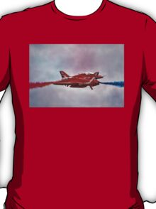 Red Arrows Painting the Sky 2015 T-Shirt