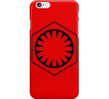 Seal Of the First Order iPhone Case/Skin