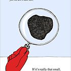 That Little Black Spot 2/3 by Matt Bottos