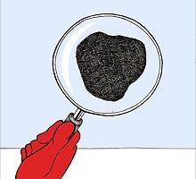 That Little Black Spot 2/3 by Matt Bottos