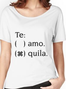 Tequila Women's Relaxed Fit T-Shirt