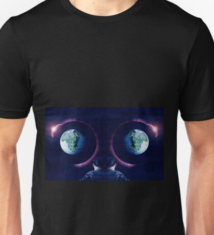 Parallel Worlds. Unisex T-Shirt
