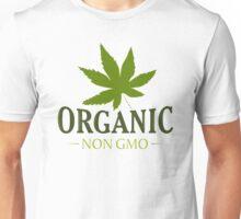 Marijuana Organic Non GMO Unisex T-Shirt