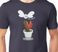 mmmm.... HEY Listen! Unisex T-Shirt