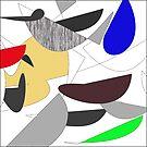 CALDER No.5 by Paul Quixote Alleyne