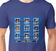 Mega Man x Super Smash Bros Unisex T-Shirt